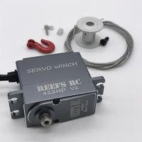 422HDv2 Servo Winch w/ Built In Controller