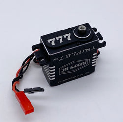 REEFs Lucky 777 High Torque High Speed HV Waterproof Brushless Servo