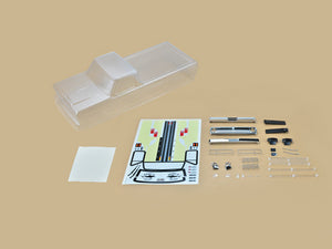 1976 F-150 Clear Body Set: SCA-1E (324mm)