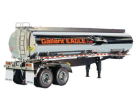 Tamiya 1/14 scale fuel tanker trailer