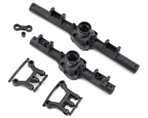 Vaterra Front/Rear Axle Housing & Link Mount Set