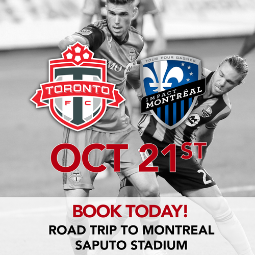 Montreal Road Trip (Sunday, Oct. 21st, 2018)