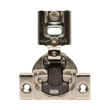 "10 Pack 105 Degree Compact 38N Series Blumotion 3/8"" Overlay Screw-On Self-Closing Cabinet Hinge"