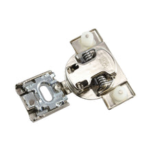 "10 Pack 105 Degree Compact 38N Series Blumotion 5/16"" Overlay Press-In Soft Closing Cabinet Hinge"