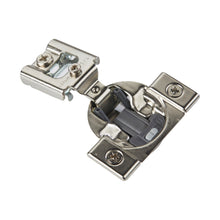 "10 Pack 105 Degree Compact 38N Series Blumotion 3/4"" Overlay Press-In Self-Closing Cabinet Hinge"