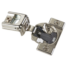 "10 Pack 110 Degree Compact 39C Series Blumotion 1"" Overlay Press-In Self-Closing Cabinet Hinge"