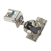 "10 Pack 110 Degree Compact 39C Series Blumotion 1-1/4"" Overlay Press-In Self-Closing Cabinet Hinge"