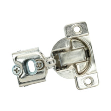 "10 Pack Grass 04396-15 TEC 864 Hinge, Wrap Mount 108 Degree, 1/4"" Overlay, Screw-on Self Close, 45mm Boring Pattern"