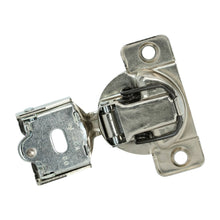 "10 Pack Grass 04429A-15 TEC 864 Hinge, Wrap Mount 108 Degree, 1/4"" Overlay, Screw-on Soft Close, 45mm Boring Pattern"