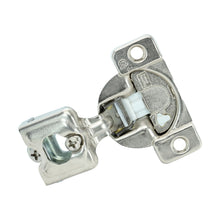 "25 Pack Grass 04432A-15 TEC 864 Hinge, Wrap Mount 108 Degree, 3/4"" Overlay, Screw-on Soft Close, 45mm Boring Pattern"