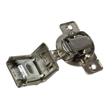 "2 Pack Grass 04549A-15 TEC 864 Hinge, Wrap Mount 108 Degree, 1-1/2"" Overlay, Screw-on Soft Close, 45mm Boring Pattern"