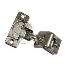 "50 Pack Grass 04549A-15 TEC 864 Hinge, Wrap Mount 108 Degree, 1-1/2"" Overlay, Screw-on Soft Close, 45mm Boring Pattern"