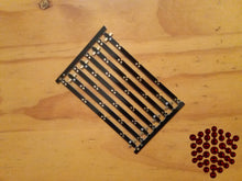 Vertical Plane PCB pack for Freetronics 4x4x4 RGB LED Cube