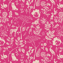 Flora and Fauna Milieu Fabric - Stitch Morgantown