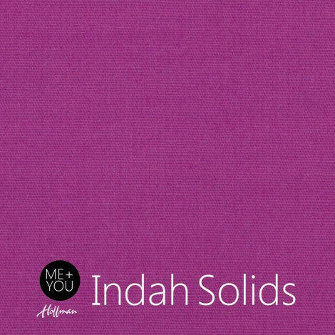 Magenta Indah Solid - Stitch Morgantown