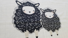 One Sheep Two Sheep Panel - Stitch Morgantown