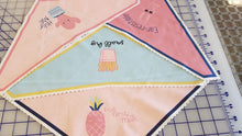 Hello Baby! Bibs Panel Fabric - Stitch Morgantown