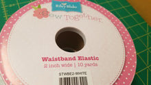 "Waistband Elastic 2"" Wide from Riley Blake - Stitch Morgantown"