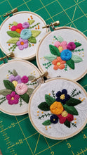 Beginner Embroidery Class, Tues, Aug 11th 6-8:30pm