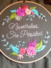 Nevertheless Beginner Embroidery Class, Wed, Dec 11th 6-8:30pm