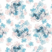 R2 D2 Floral Fabric from Camelot