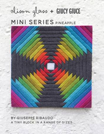Pineapple Mini Series Block Pattern by Alison Glass + Giucy Giuce