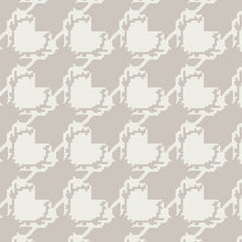 Deer Houndstooth Fabric - Stitch Morgantown