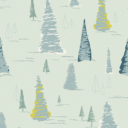 Pinetre Fog Fabric - Stitch Morgantown