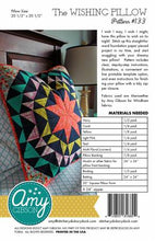 The Wishing Pillow Pattern by Amy Gibson
