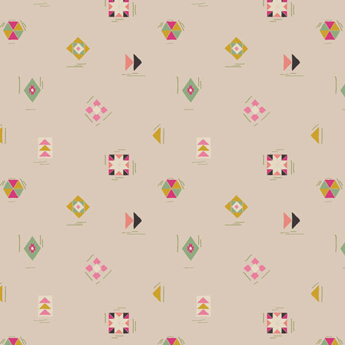 Lets Sew Something Nuncia by Pat Bravo for Art Gallery Fabrics