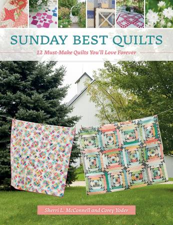 Sunday Best Quilts Pattern Book
