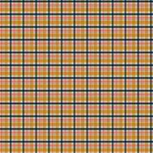 Golden Days Mustard Plaid