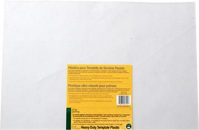 Heavy Duty Template Plastic by Dritz - Stitch Morgantown
