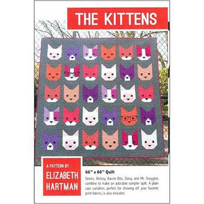 The Kittens by Elizabeth Hartman - Stitch Morgantown