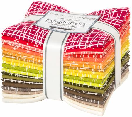 Modern Classics Warm Fat Quarter Bundle