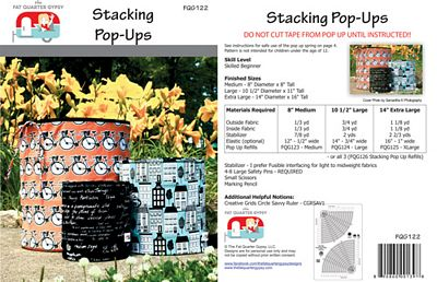 Stacking Pop-Ups Pattern - Stitch Morgantown
