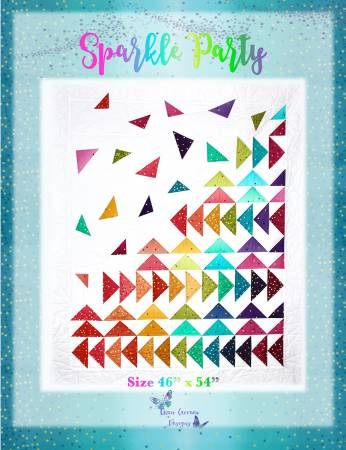 Sparkle Party Quilt Pattern