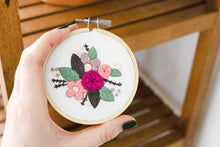 Beginner Embroidery Class, Thurs, Mar 19th 6-8:30pm