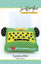 Typewriter Softie Pattern by Jennifer Jangles - Stitch Morgantown