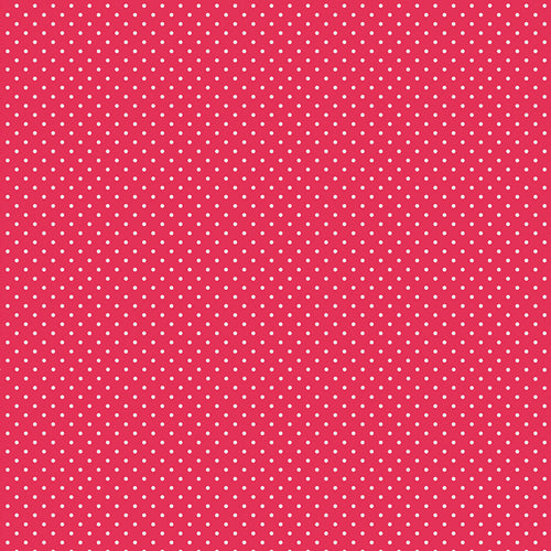 Stipples Teaberry Fabric - Stitch Morgantown