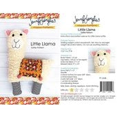 Little Llama Softie Pattern - Stitch Morgantown