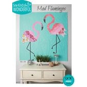 Mod Flamingos by Sew Kind of Wonderful - Stitch Morgantown