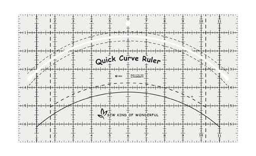 Quick Curve Ruler - Stitch Morgantown