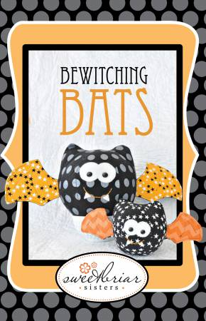 Bewitching Bats Pattern by Sweetbriar Sisters, LLC.