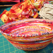 Scrappy Rope Bowl Class, Wed, May 15th 6-9 pm