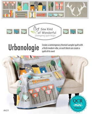 Urbanologie Pattern by Sew Kind of Wonderful - Stitch Morgantown