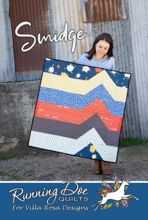 Smidge Postcard Pattern by Villa Rosa Designs