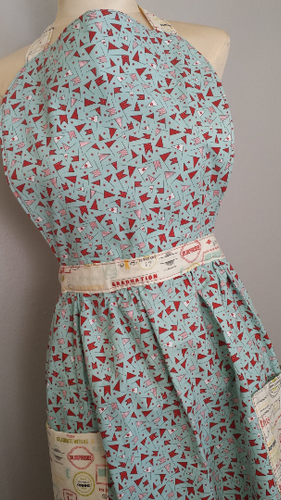 June Cleaver Style Apron - Stitch Morgantown