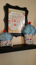 Cutesy Cupcakes Set Blue - Stitch Morgantown