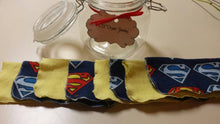DIY Dryer Sheets Jar Super Hero - Stitch Morgantown